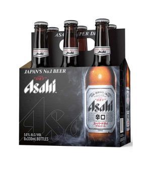 Asahi Stubbies 6pk