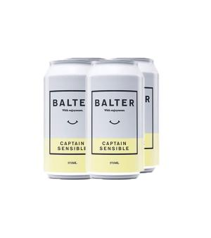 Balter Captain Sensible IPA Can 4pk