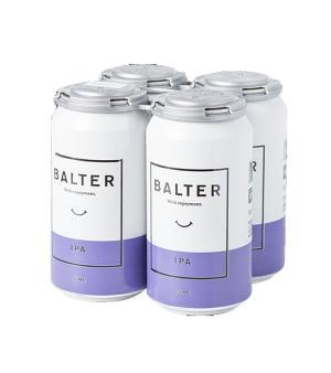 Balter IPA Can 4pk