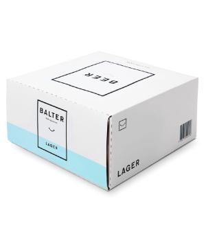 Balter Lager Can Case 16