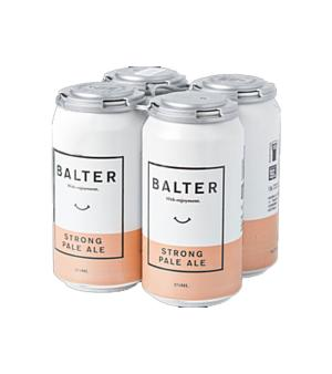 Balter Strong Pale Ale Can Case 16