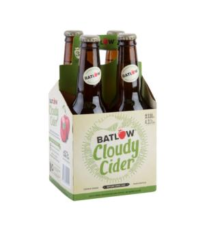 Batlow Cloudy Apple Cider Stubbies 4pk