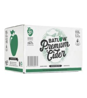 Batlow Premium Apple Cider Stubbies Case 24