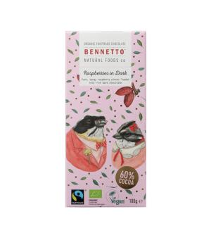 Bennetto Raspberry Dark Chocolate