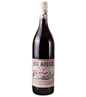 Big Aussie Wine Co. Big Red Shiraz 1L 6 Case