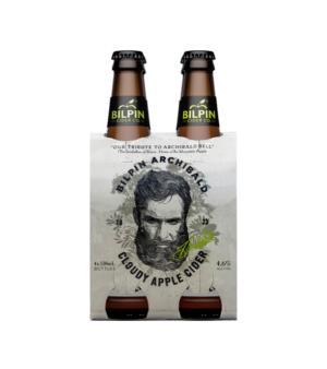 Bilpin Cloudy Cider Stubbies Case 24
