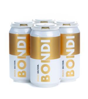 Bondi Brewing Co. Mango Seltzer 4pk