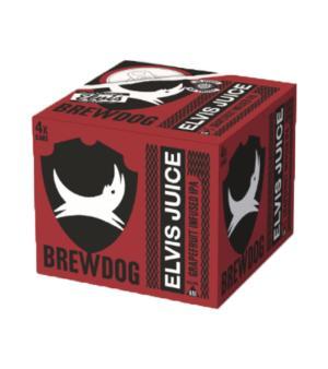 Brewdog Elvis Juice Can 4pk