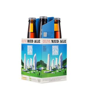 Bridge Road Brewers Celtic Red Ale 4pk