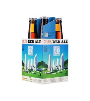 Bridge Road Brewers Celtic Red Ale 4pk
