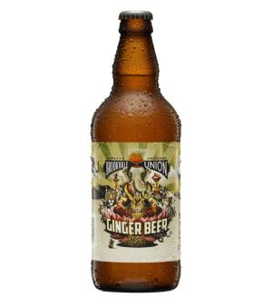 Brookvale Union Ginger Beer 500ml
