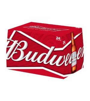 Budweiser Stubbies Case 24