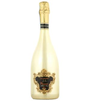 Calappiano 18 Carat Gold Brut DOC Prosecco