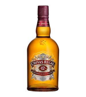 Chivas Regal 12 Year Old Blended Scotch 700ml