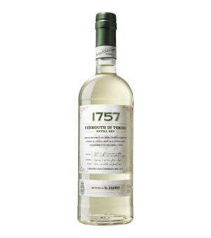 Cinzano 1757 Bianco Extra Dry 1l Vermouth