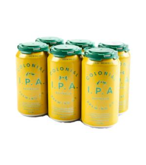 Colonial Brewing Co IPA Can 6pk