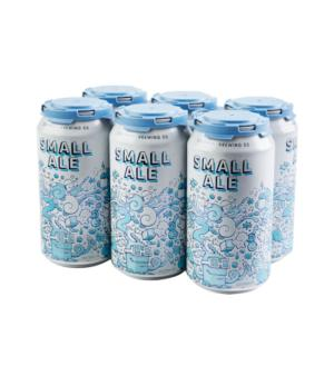 Colonial Brewing Co Small Ale Can 6pk