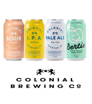 Colonial Brewing Co Mixed Case