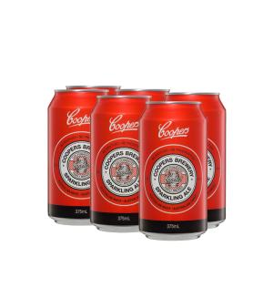 Coopers Sparkling Cans 6pk