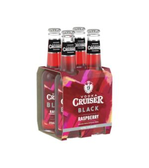 Cruiser Black Raspberry 4pk
