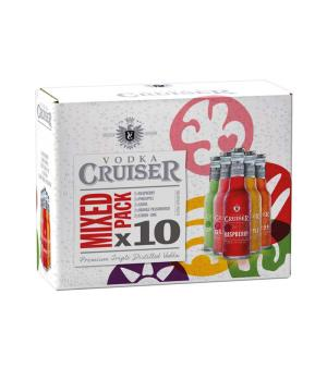 Cruiser Mixed 10pk