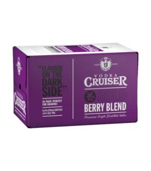 Cruiser Bold Berry Case 24