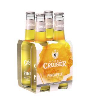 Cruiser Pure Pineapple 4pk