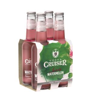 Cruiser Juicy Watermelon 4pk
