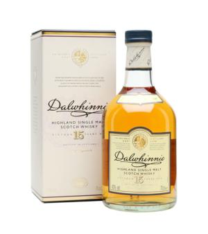 Dalwhinnie 15 Year Old Single Highland Malt Scotch 700ml