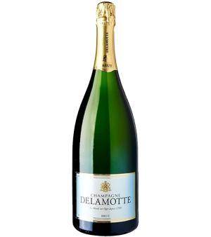 Champagne Delamotte Brut NV Magnum
