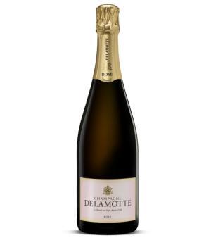 Champagne Delamotte Rose Brut NV
