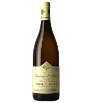 Domaine Saumaize Michelin Pouilly Fuisse Vignes Blanches