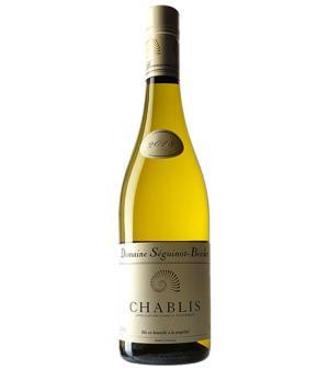 Domaine Seguinot Bordet Chablis Vieilles Vignes