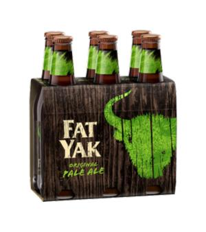 Fat Yak Pale Ale Stubbies 6pk
