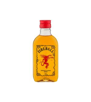 Fireball Cinnamon Flavoured Whisky 200ml