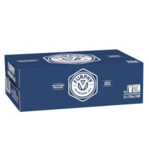 Furphy Refreshing Ale Can Case 24