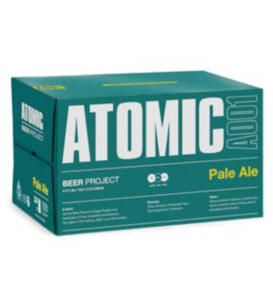 Gage Roads Atomic Beer Project Pale Ale Stubbies Case 24