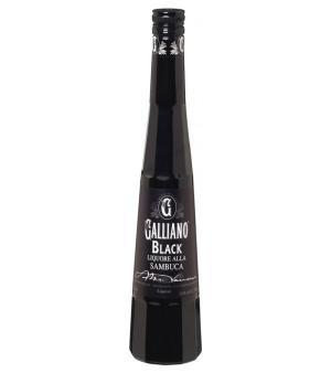 Galliano Black Sambuca 700ml