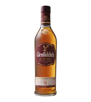 Glenfiddich 15 Year Old Single Malt 700ml