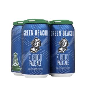 Green Beacon 3 Bolt Pale Ale Can Case 24