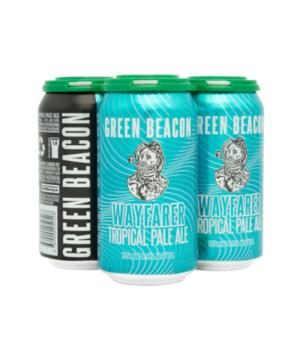 Green Beacon Wayfarer Tropical Can Case 24