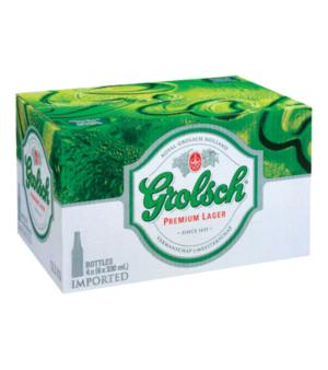 Grolsch Stubbies Case 24