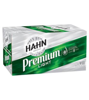 Hahn Premium Light Stubbies Case 24
