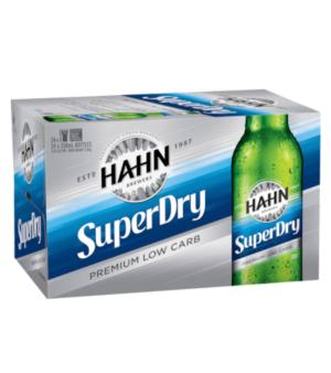 Hahn SuperDry Stubbies Case 24