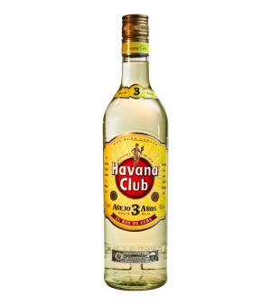 Havana Club 3 Anos White Rum 700ml
