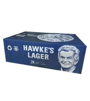 Hawkes Lager Can Case 24