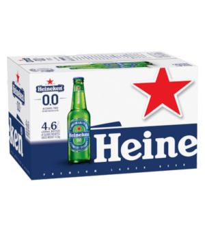 Heineken Zero Case 24