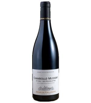 Henri de Villamont Chambolle-Musigny 1er Cru 'Les Feusselottes'