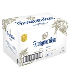 Hoegaarden White Stubbies Case 24