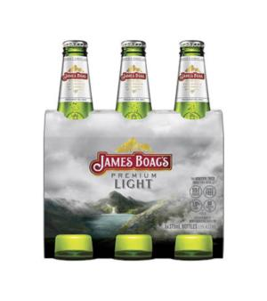 James Boag's Premium Light Stubbies 6pk